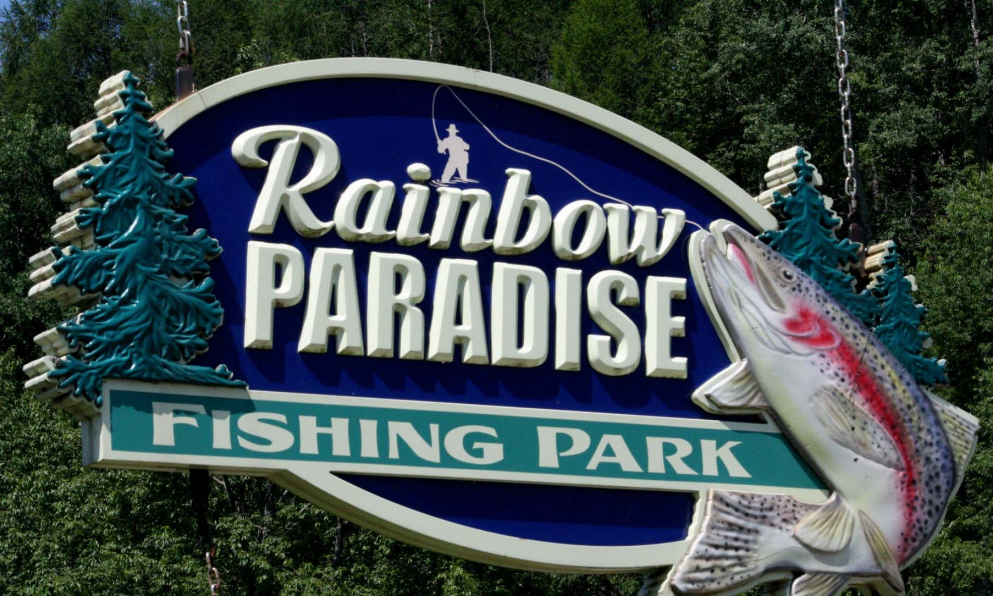 Rainbow Paradise Trout Farm